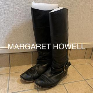 マーガレットハウエル(MARGARET HOWELL)のMARGARETHOWELL♡ブーツ(ブーツ)