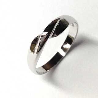 SILVER925 永遠の誓い メビウスシルバーリング Infinity(リング(指輪))