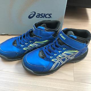 アシックス(asics)のアシックス24.0防水防寒 スノトレ 冬用スニーカー(ブーツ)