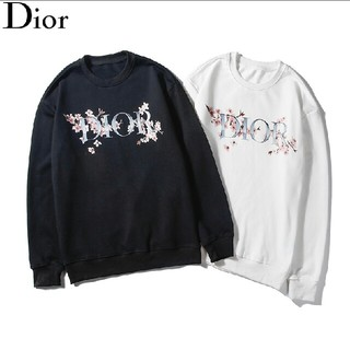クリスチャンディオール(Christian Dior)のDIOR おしゃれ シンプル カッコいい 男女兼用  パーカー(パーカー)