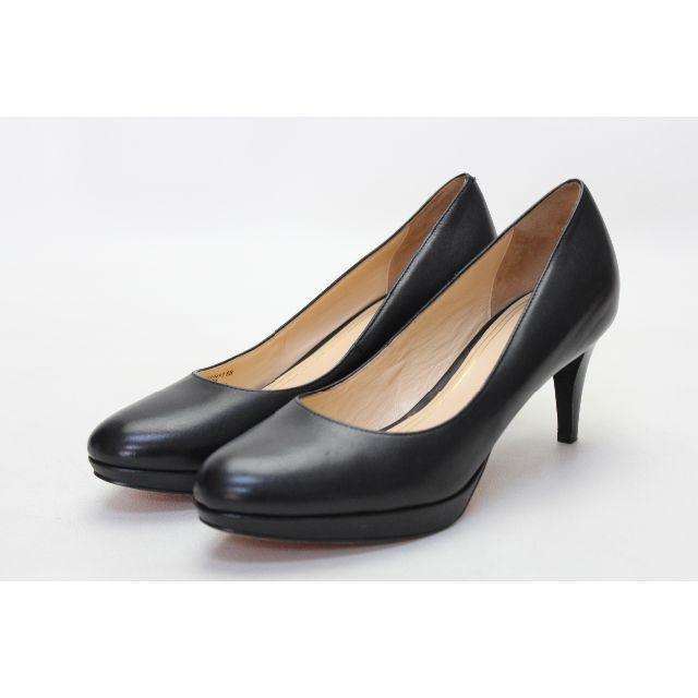 Cole Haan(コールハーン)の114■COLE HAAN 本革シンプルパンプス(8B)超美品♪ナイキエア レディースの靴/シューズ(ハイヒール/パンプス)の商品写真