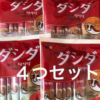 コストコ - ダシダ4セット 新品