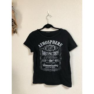 Tシャツ★ブラック(Tシャツ(半袖/袖なし))