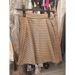 snidel - snidel♡ウールプリーツスカートショーパン