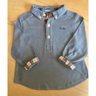 familiar - ✴︎美品✴︎familiar ファミリア 長袖 シャツ 90