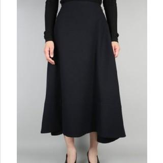マディソンブルー(MADISONBLUE)のマディソンブルー ウールミモレ丈スカート00(ロングスカート)