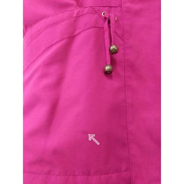MA CHERIE マシェリ フード付きジャンパー ジャケット アウター レディースのジャケット/アウター(その他)の商品写真