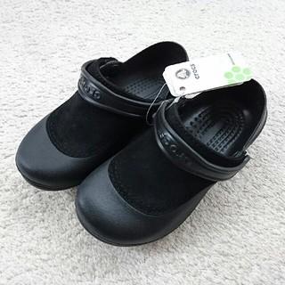 crocs - クロックス*トロイカ 新品*レア*ブラック