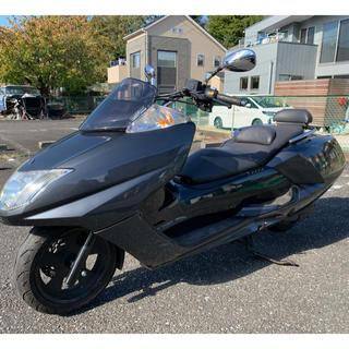ヤマハ - ヤマハ マグザム 250cc ビック スクーター  実動  書類、メインキーあり