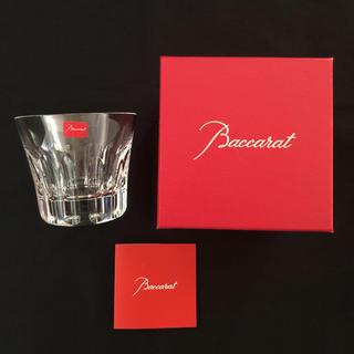 Baccarat - 未使用 バカラ 箱付き ロックグラス
