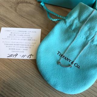 Tiffany & Co. - ティファニー 日本限定 スマイル ペンダント(ミニ)