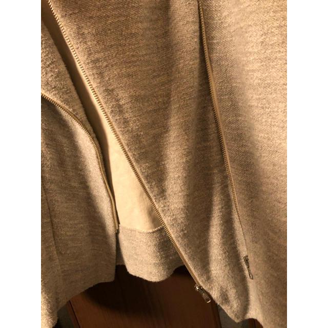 JEANASIS(ジーナシス)のジーナシス パーカー アウター レディースのトップス(パーカー)の商品写真