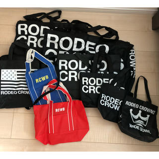 RODEO CROWNS - ★RODEOショッパー9点セット★