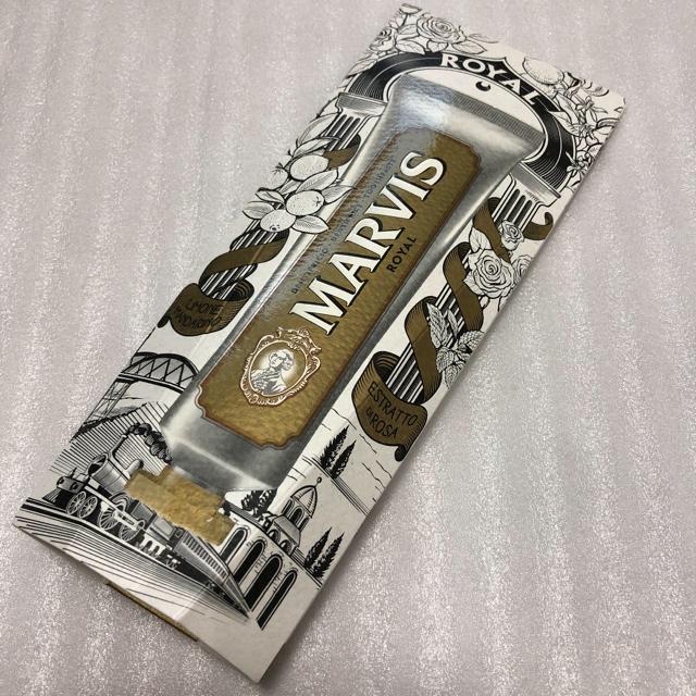 MARVIS(マービス)のMARVIS 歯磨き粉 限定フレーバー コスメ/美容のオーラルケア(歯磨き粉)の商品写真