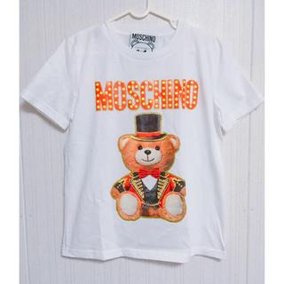 モスキーノ(MOSCHINO)のMOSCHINOTEDDY CIRCUS Tシャツ(Tシャツ(半袖/袖なし))