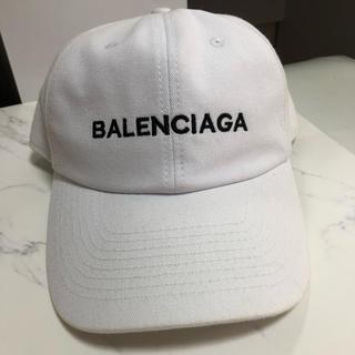 Balenciaga - BALENCIAGA キャップ帽