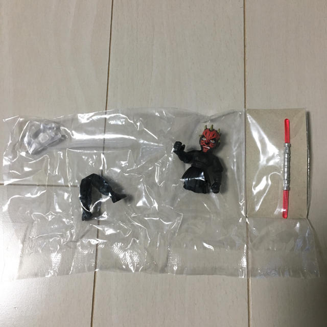 BANDAI(バンダイ)の中身のみ発送❗️スターウォーズ コンバージ フィギュア エンタメ/ホビーのフィギュア(SF/ファンタジー/ホラー)の商品写真
