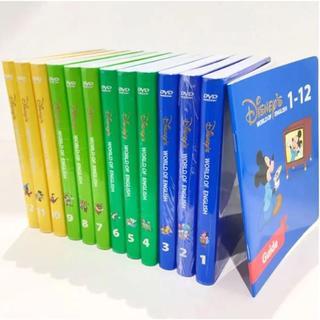 Disney - 【未使用!】2012年購入!ディズニー英語システム ストレートプレイDVD