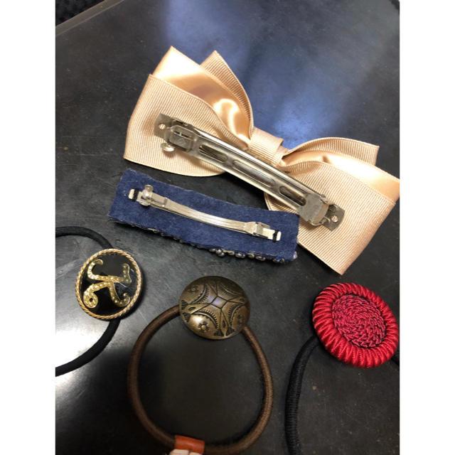 BEAMS(ビームス)のヘアアクセサリー まとめ売り レディースのヘアアクセサリー(バレッタ/ヘアクリップ)の商品写真