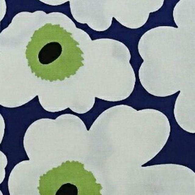 marimekko(マリメッコ)の(小) フィンエア ミニウニッコ はぎれ生地 マリメッコ ハンドメイドの素材/材料(生地/糸)の商品写真