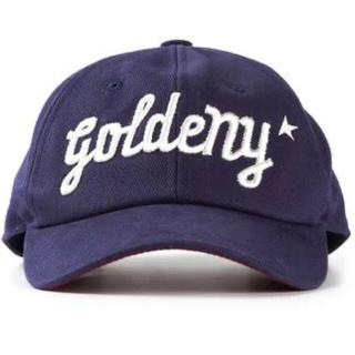 GOLDEN GOOSE - GOLDEN GOOSE / ロゴキャップ 希少