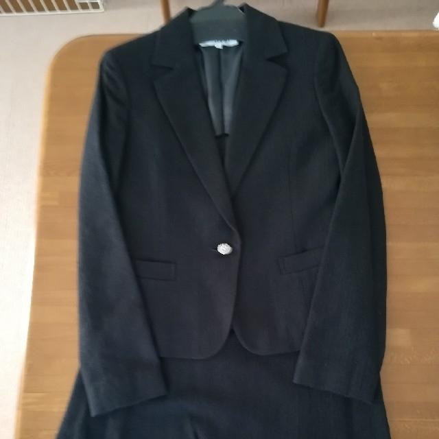 NATURAL BEAUTY BASIC(ナチュラルビューティーベーシック)のブラックスーツ レディースのフォーマル/ドレス(スーツ)の商品写真