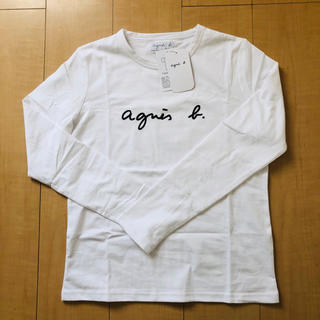 agnes b. - agnis b. ロンT 新品