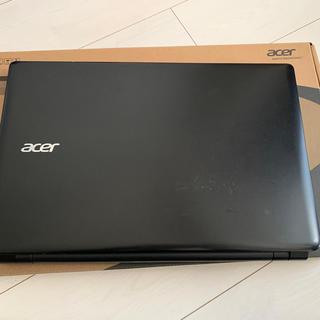 エイサー(Acer)の【値下】acer Aspire E1-572-A54D(ノートPC)