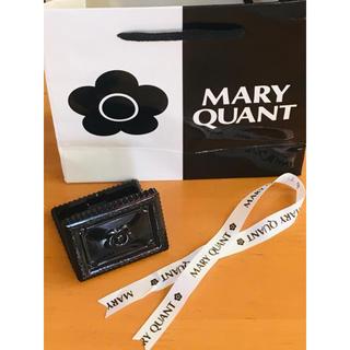 MARY QUANT - マリークワントアイシャドウケース【紙袋・リボン付き❗️】