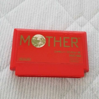 ファミリーコンピュータ(ファミリーコンピュータ)のファミコン MOTHER(家庭用ゲームソフト)