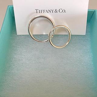 Tiffany & Co. - ティファニーリング