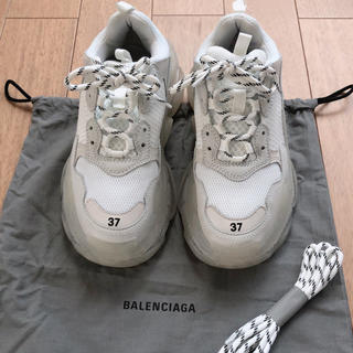 Balenciaga - BALENCIAGA バレンシアガ TRIPLE S トリプルS スニーカー37