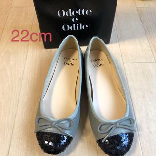オデットエオディール(Odette e Odile)のodette e odile バレエシューズ 22cm(バレエシューズ)