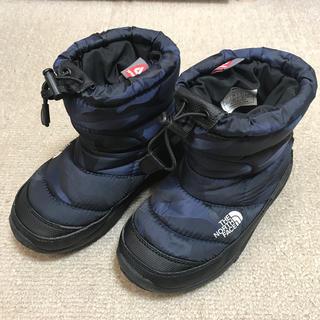 ザノースフェイス(THE NORTH FACE)のノースフェイス ヌプシ ブーツ 18cm(ブーツ)