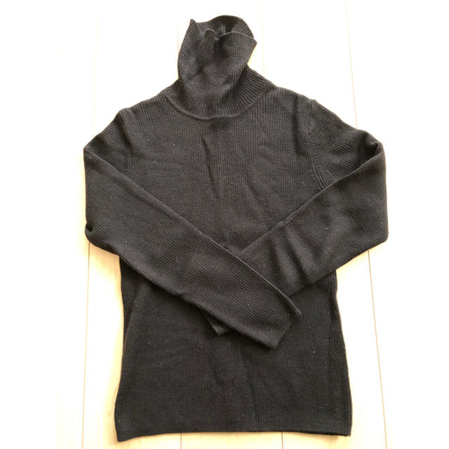 MUJI (無印良品)(ムジルシリョウヒン)のタートルネック 無印良品 レディースのトップス(ニット/セーター)の商品写真