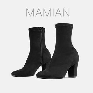 MAMIAN - 新品 MAMIAN ストレッチブーツ