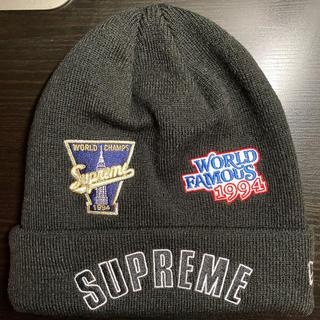 Supreme - Supreme シュプリーム✖︎ニューエラ■ 19AWニットキャップ