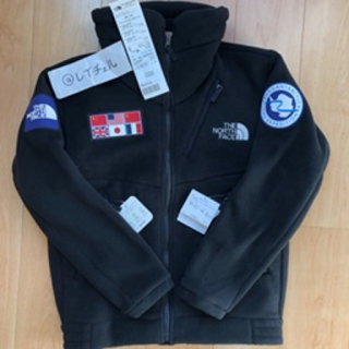 THE NORTH FACE - 黒L THE NORTH FACE Trans Antarctica フリース