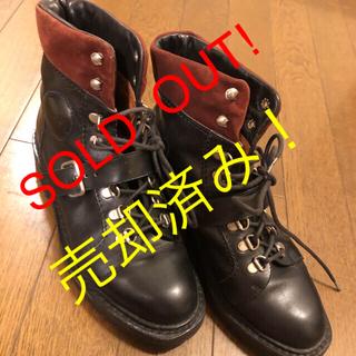 グッチ(Gucci)のGUCCI ショートブーツ レディース    正規品(ブーツ)