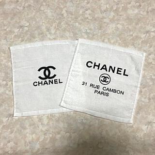 CHANEL - ⭐️CHANELのハンドタオル 2枚SET⭐️