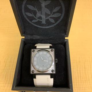 アライブアスレティックス(Alive Athletics)の◆新品未使用◆ALIVE 腕時計 CEO ホワイト(腕時計(アナログ))