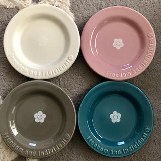 MARY QUANT - ◆新品未使用◆マリークワント 小皿 4種類 醤油皿 小物入れ