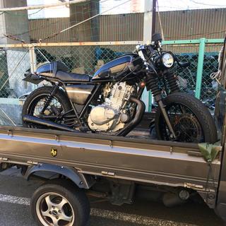 スズキ - カフェレーサー250cc