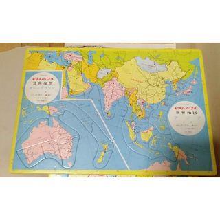 世界地図パズル(その他)
