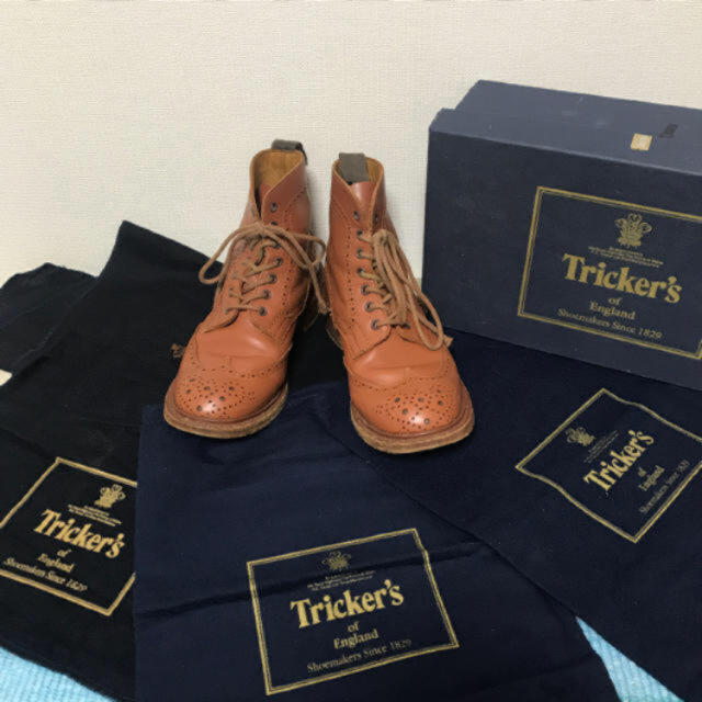 Trickers(トリッカーズ)のトリッカーズブーツ カントリーブーツ レディースの靴/シューズ(ブーツ)の商品写真