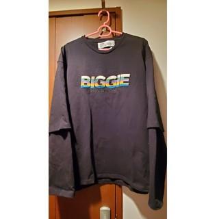 """(DAIRIKU)""""Biggie"""" Layered T-Shirt"""