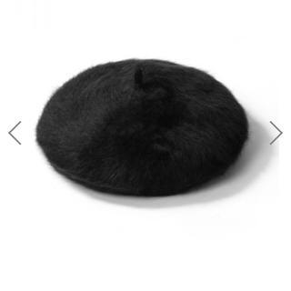 グレイル(GRL)のアンゴラ ベレー帽(ハンチング/ベレー帽)