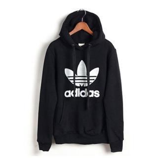 アディダス(adidas)の人気アディダスパーカー 長袖 男女兼用(パーカー)
