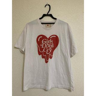 ジーディーシー(GDC)のGirls Don't Cry × emotionally tシャツ(Tシャツ/カットソー(半袖/袖なし))