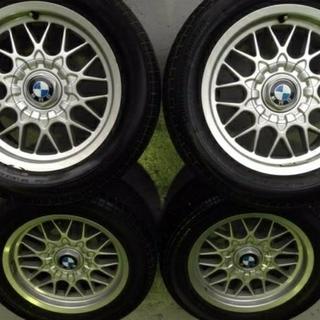 ビーエムダブリュー(BMW)のBMW E39 スタッドレス(タイヤ・ホイールセット)